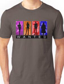 Wanted Lupin III Unisex T-Shirt