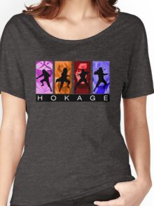 Hokage Women's Relaxed Fit T-Shirt