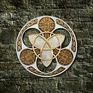 Celtic Trinity Shield by Packrat
