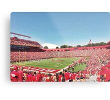 Rutgers Football Field  Metal Print