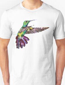 Geometric Hummingbird T-Shirt