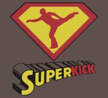 Superkick! One Piece - Short Sleeve