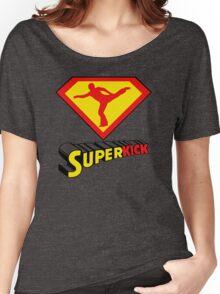 Superkick! Women's Relaxed Fit T-Shirt