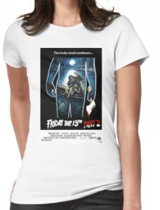 Friday the 13th Part 2 - Original Poster 1981 T-Shirt