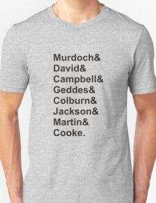 belle and sebastian line up T-Shirt