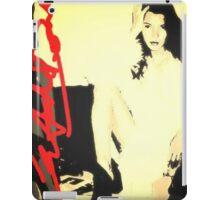 Kate Moss Super Model iPad Case/Skin