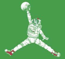 Slam Dunk In Space Baby Tee