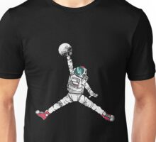 Slam Dunk In Space Unisex T-Shirt