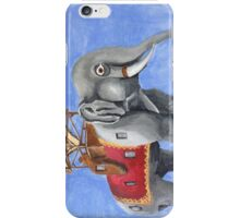 Lucy the Elephant iPhone Case/Skin