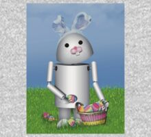 Cute Easter  Robo-x9  One Piece - Long Sleeve