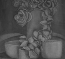 Dark Roses  by Karen Gingell