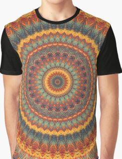Mandala 050 Graphic T-Shirt