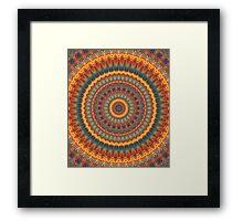 Mandala 050 Framed Print