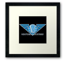 Venture Industries Framed Print