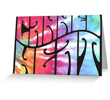 Canned Heat Greeting Card