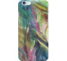 Peacock Dress Pattern iPhone Case/Skin