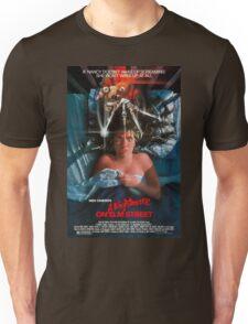A Nightmare On Elm Street - Original Poster 1984 Unisex T-Shirt