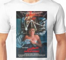 A Nightmare On Elm Street - Original Poster 1984 Unisex T-Shirt