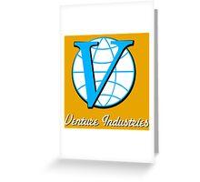 Venture Industries Greeting Card