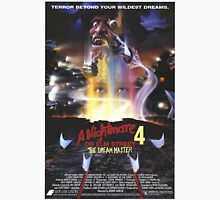 A Nightmare on Elm Street Part 4 (The Dream Master) - Original Poster 1988 Unisex T-Shirt