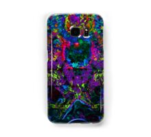 Psychedelic Rave Face.02 Samsung Galaxy Case/Skin