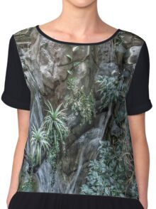 Forest Fall Chiffon Top