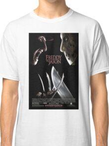 Freddy vs. Jason - Original Poster 2003 Classic T-Shirt