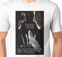 Freddy vs. Jason - Original Poster 2003 Unisex T-Shirt