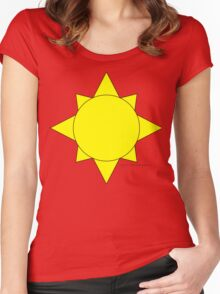 Sunboy, Legion of Superheroes Women's Fitted Scoop T-Shirt