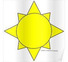 Sunboy, Legion of Superheroes Poster