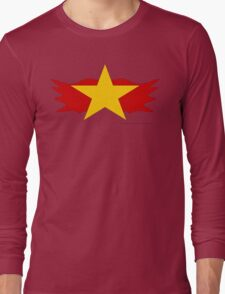 Wildfire, Legion of Superheroes Long Sleeve T-Shirt