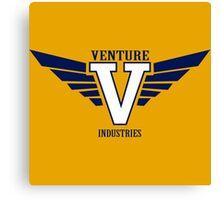 Venture Industries Canvas Print