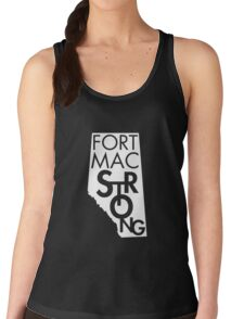 Fort Mac Strong Women's Tank Top