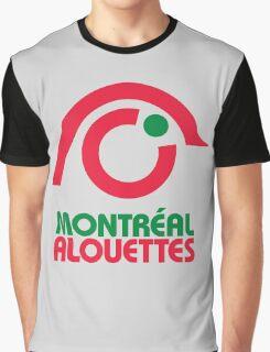Montréal Alouettes Graphic T-Shirt