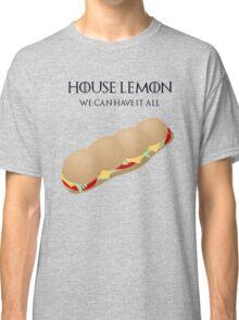 House Lemon Classic T-Shirt