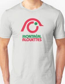 Montréal Alouettes Unisex T-Shirt