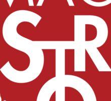 Fort Mac Strong Sticker