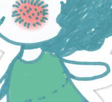 Alice in Color Sticker