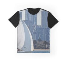 Skyline Sail Graphic T-Shirt