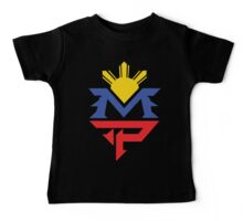 Manny Pacman Pacquiao Knows Baby Tee