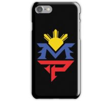 Manny Pacman Pacquiao Knows iPhone Case/Skin