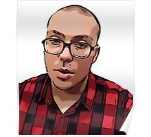 Anthony Fantano The Internet's Busiest Music Nerd Poster
