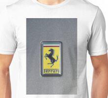 Fast Car - Badge Unisex T-Shirt