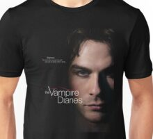 Damon Quotes The Vampire Diaries Unisex T-Shirt