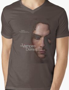 Damon Quotes The Vampire Diaries Mens V-Neck T-Shirt