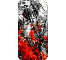 Passion fire iPhone Case/Skin