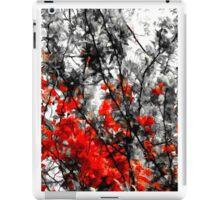 Passion fire iPad Case/Skin