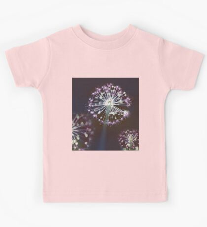 Floral Fireworks Kids Clothes