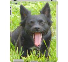 Sunny Yawn iPad Case/Skin