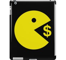 Pacman Pac Man Eating Money - Manny Pacquiao Boxer iPad Case/Skin